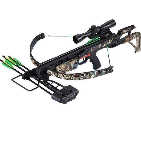 Hori-Zone Crossbow Kruisboog Package Deluxe Rage-X winkel model