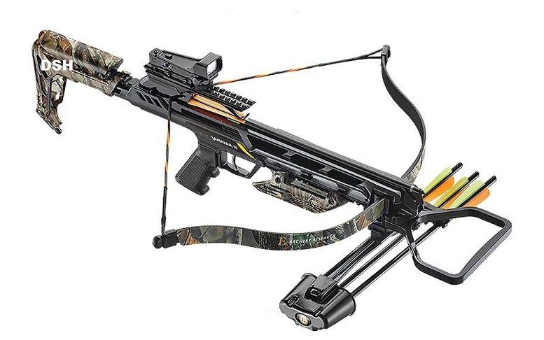Ez Archery Jaguar 2 G1 Camo 175 Lbs Kruisboog, 157,45 euro