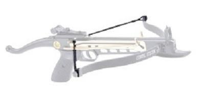 TOP pees voor Cobra 80 lbs pistool kruisboog + 15 % meer snelheid, nu + 190 fps haalbaar
