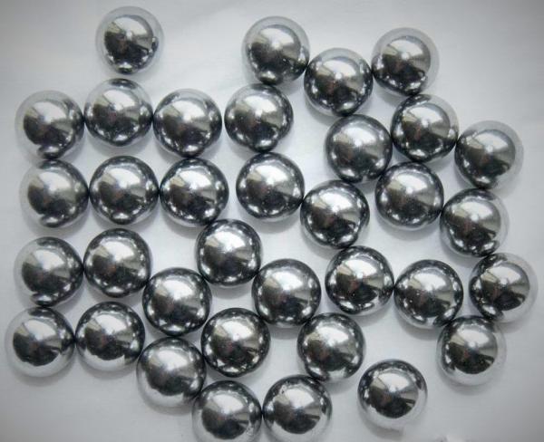 10mm staalkogels - 60 Stuks