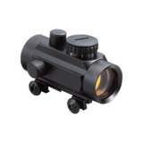 RED DOT SIGHT 1x40 (3 punts) EK-Archery Poelang weaver mount _