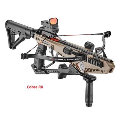 EK-Archery Cobra System R9 type RX 130 lbs met pees stoppers.