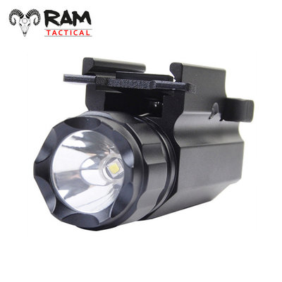 Pistol Rifle Flashlight 320lm, Wapenlamp.