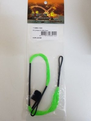 Hori-Zone Pees String Pistol Crossbow Redback groene uitvoering.