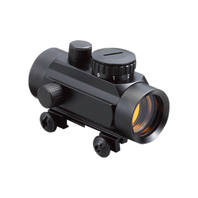 RED DOT SIGHT 1x40 (3 punts) EK-Archery Poelang weaver mount