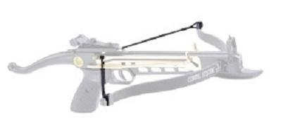Pees voor Cobra pistool kruisboog, 80 lbs.  8,05 euro.