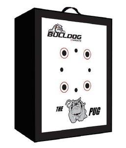 Bulldog Targets Doghouse PUG, doelpak pijlen vanger 85.95 euro, en gratis verzending.